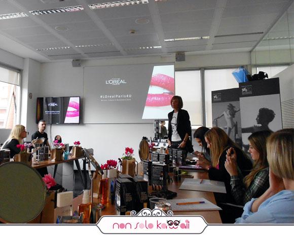 L'Oréal Paris #LOrealParis4U evento