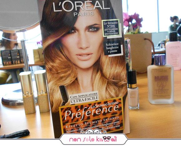 L'Oréal Paris, Lo Sfumato Préférence Intenso