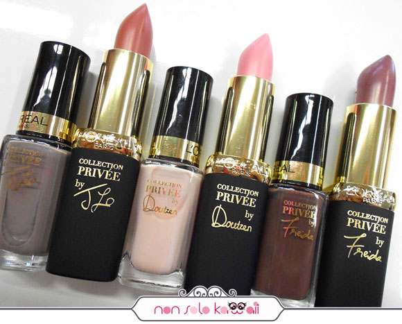 L'Oréal Paris Collection Privée by Color Riche