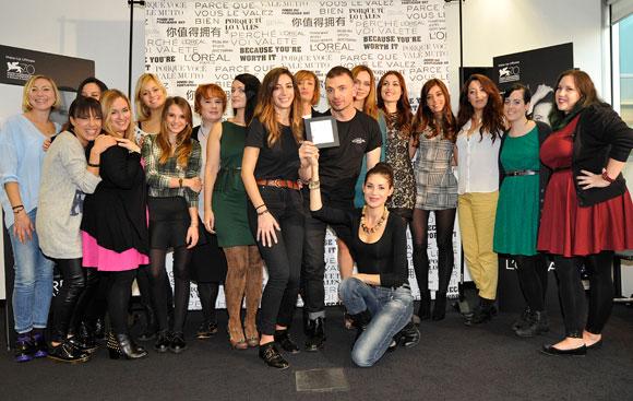 L'Oréal Paris #LOrealParis4U evento blogger