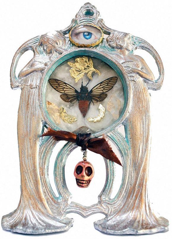 Souvenir, Sheri Jurnecka - Wanderlust at Modern Eden Gallery