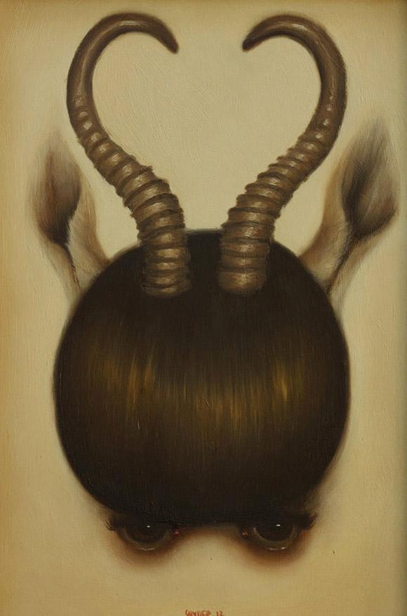 Antelope, Jason Snyder - Wanderlust at Modern Eden Gallery