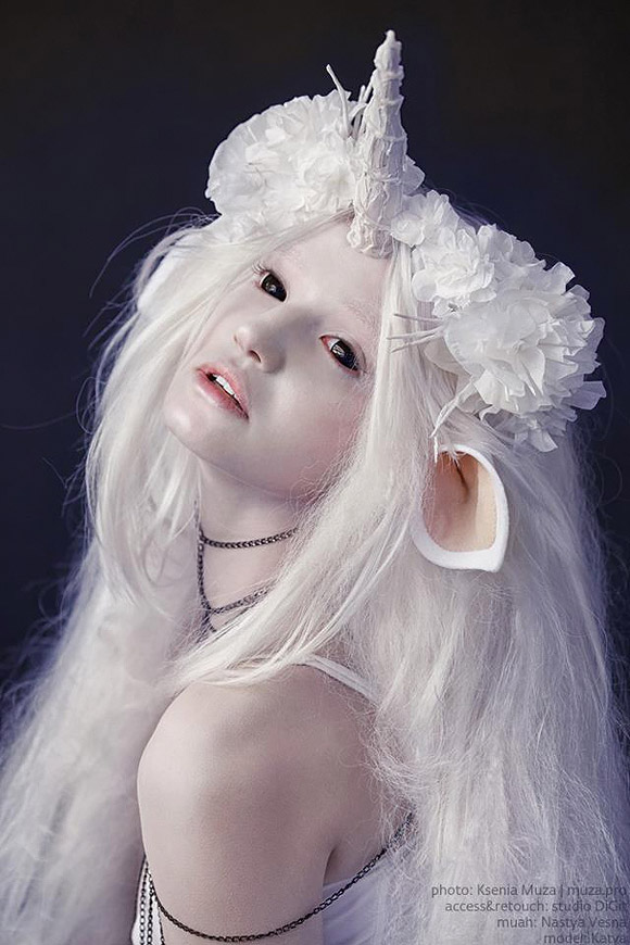 Ksenia Muza - Unicorn