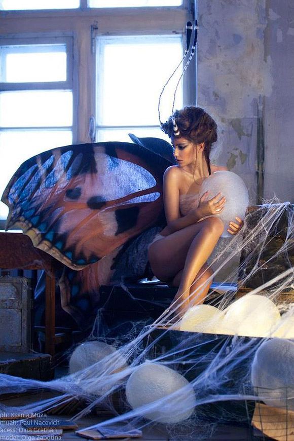 Ksenia Muza - Butterfly