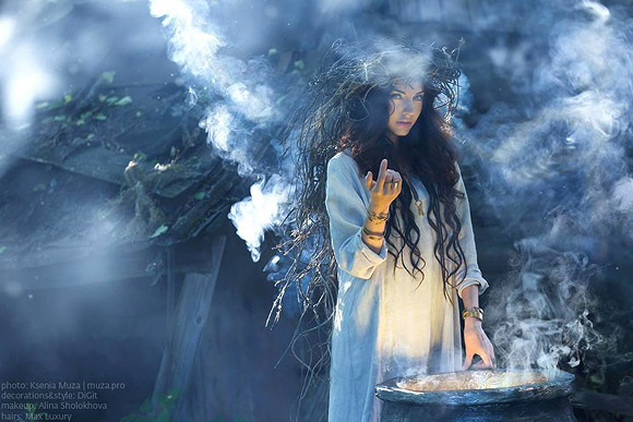 Ksenia Muza - Witch