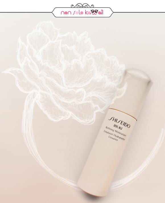 Laura Castellanza - Shiseido Refining Moisturizer