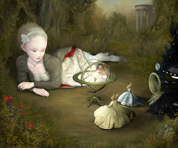 Ray Caesar,L'Etudiante - The Trouble with Angels, Dorothy Circus Gallery
