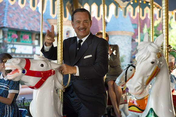 Walt Disney Pictures - Saving Mr. Banks - Saving Mr. Banks, Tom Hanks as Walt Disney