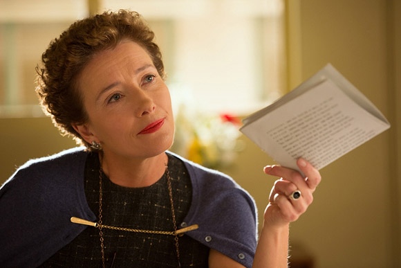 Walt Disney Pictures - Saving Mr. Banks - Saving Mr. Banks, Emma Thompson as Pamela P. L. Travers