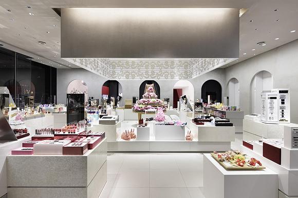 Shiseido The Ginza - 1st Floor - Primo piano