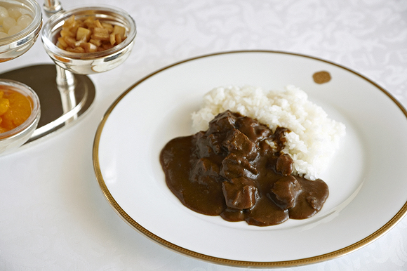 Salon de Café - 4th Floor Restaurant, Beef Curry - Ristorante Quarto Piano, Manzo al Curry