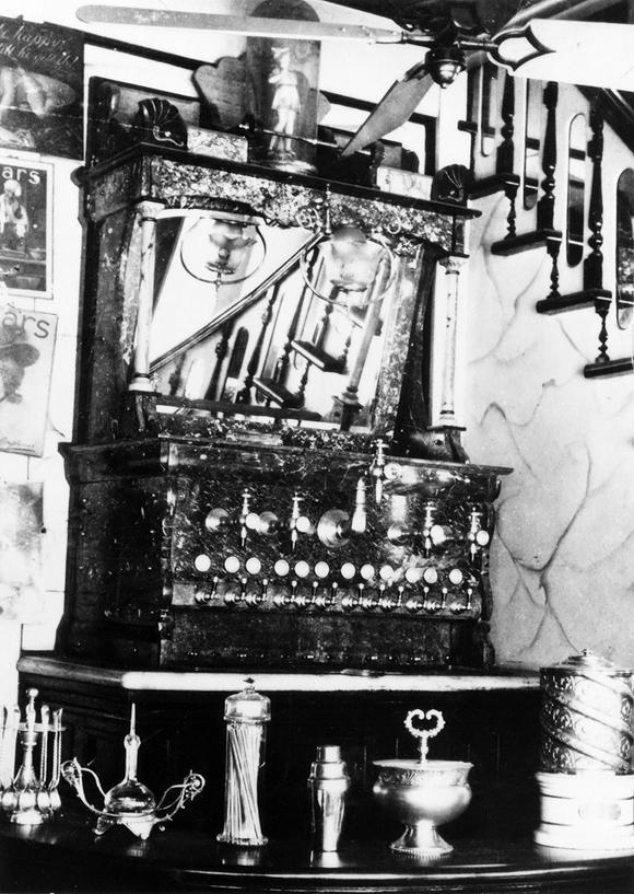 Shiseido - Soda Machine @ Shiseido Historical Pharmacy