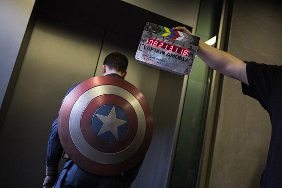 Walt Disney - Captain America, The Winter Soldier