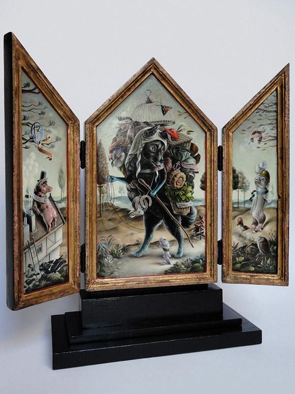 Femke Hiemstra - Infusion at Roq La Rue Gallery