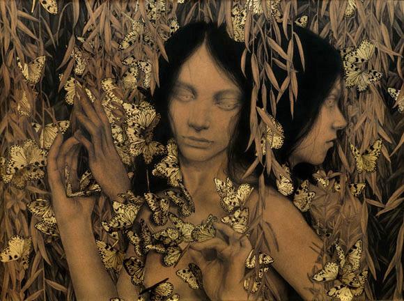 Alessandra Maria - Infusion at Roq La Rue Gallery