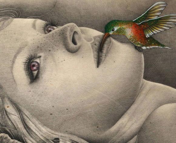 Alessia Iannetti - Infusion at Roq La Rue Gallery