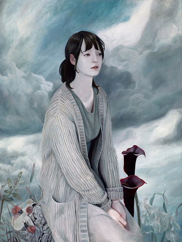 Joanne Nam - Infusion at Roq La Rue Gallery