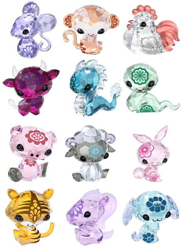 b0f038b12 Junko Mizuno for Swarovski: The Lovlots Zodiac, i 12 segni dell ...