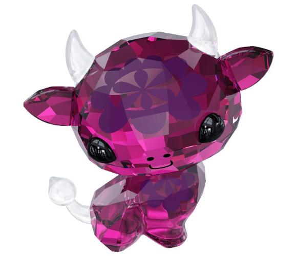 Junko Mizuno for Swarovski - MoMo the Ox, The Lovlots Zodiac