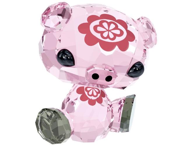 Junko Mizuno for Swarovski - Bu Bu the Pig, The Lovlots Zodiac