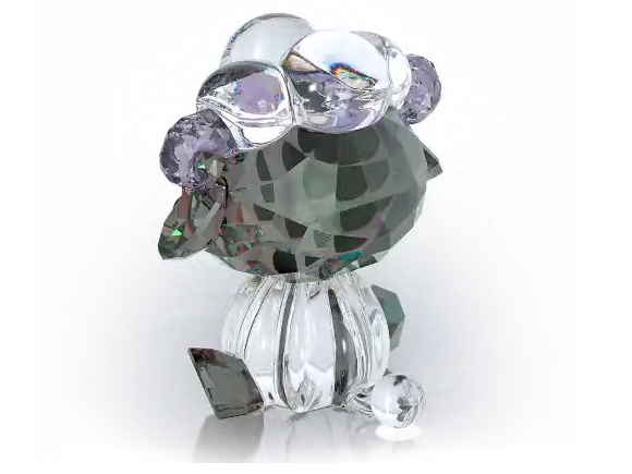 Junko Mizuno for Swarovski - Me Me the Sheep, The Lovlots Zodiac