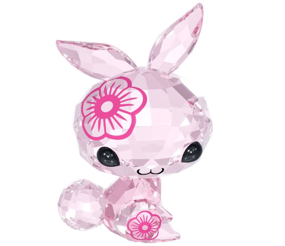 Junko Mizuno for Swarovski - Mimi the Rabbit, The Lovlots Zodiac