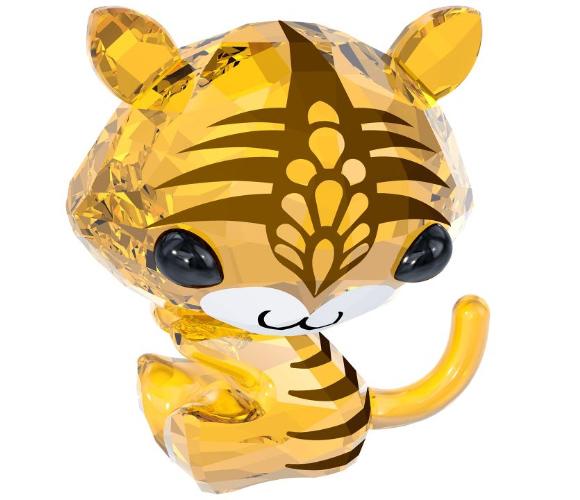 Junko Mizuno for Swarovski - Tora the Tiger, The Lovlots Zodiac