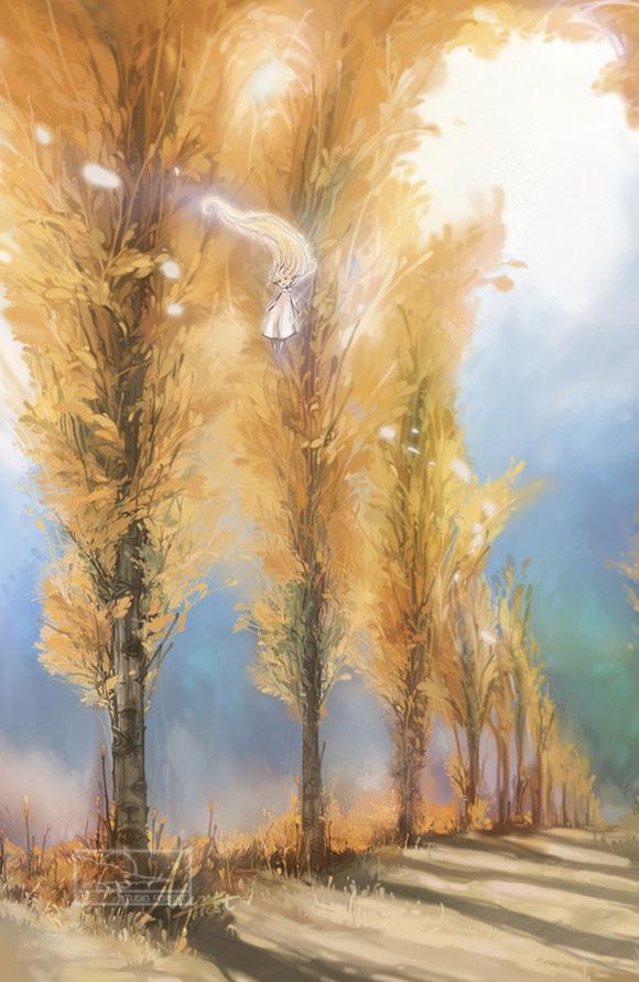 White Poplar - Jie He