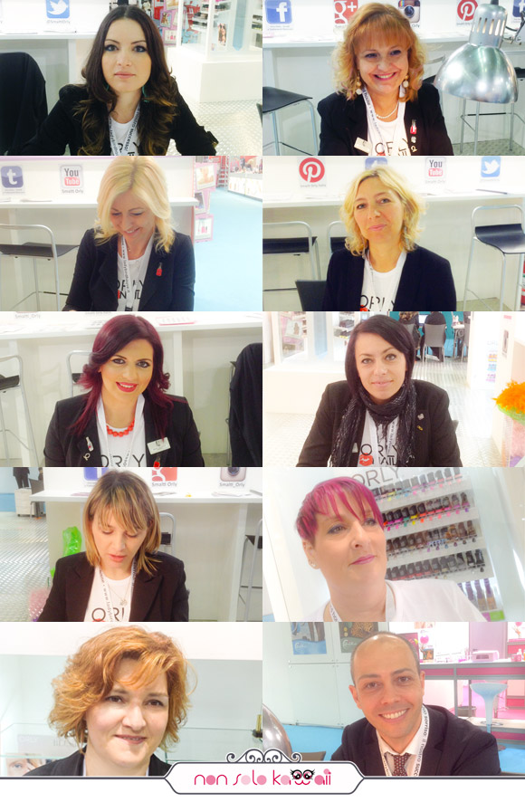 non solo Kawaii Orly Cosmoprof 2014 - Orly Team