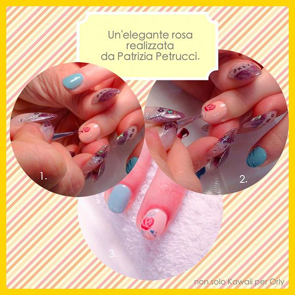 non solo Kawaii Orly Cosmoprof 2014 - Tutorial by Patrizia Petrucci
