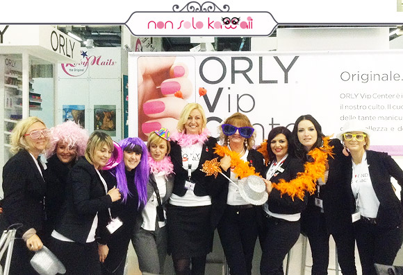 non solo Kawaii Orly Cosmoprof 2014 - Happy Ladybird House Team