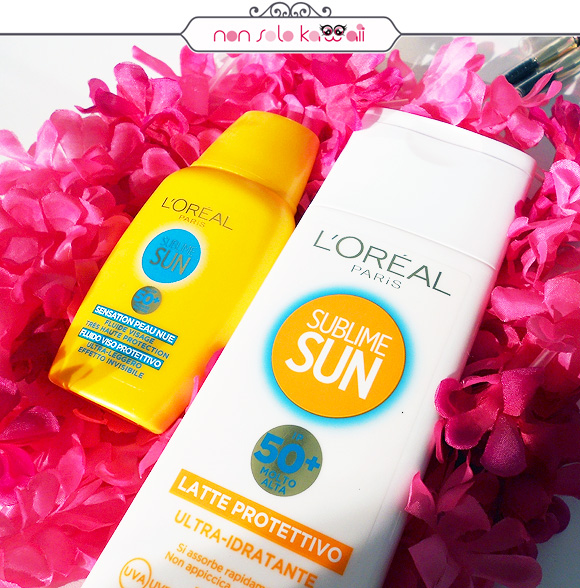 Sublime Sun, non solo Kawaii - L'Oréal Paris #SummerExplosion