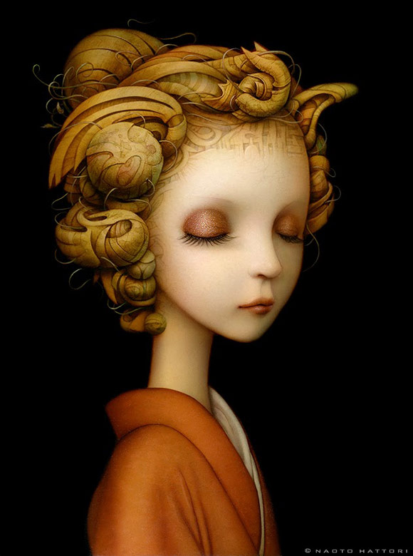 Naoto Hattori, Elegance - Nothing But Perception at Dorothy Circus Gallery