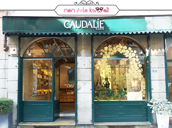 non solo Kawaii - Caudalie Boutique | Photo: Angela Chiappa