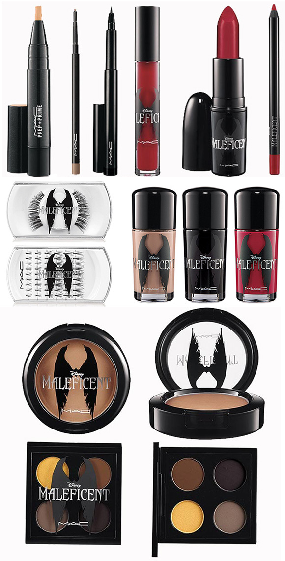 M·A·C Cosmetics for Maleficent