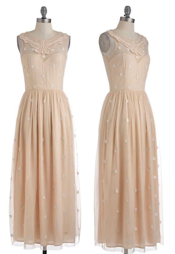 ModCloth - Ethereal Girl Dress