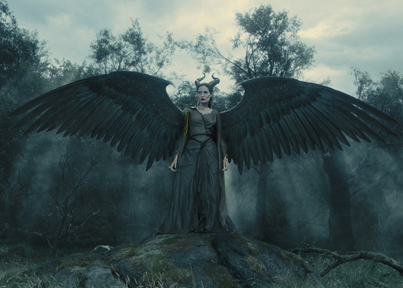 Maleficent, Walt Disney Pictures - Angelina Jolie as Maleficent