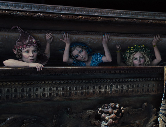 Maleficent, Walt Disney Pictures - Three Good Fairies