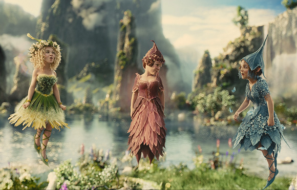 Maleficent, Walt Disney Pictures - Three Good Fairies