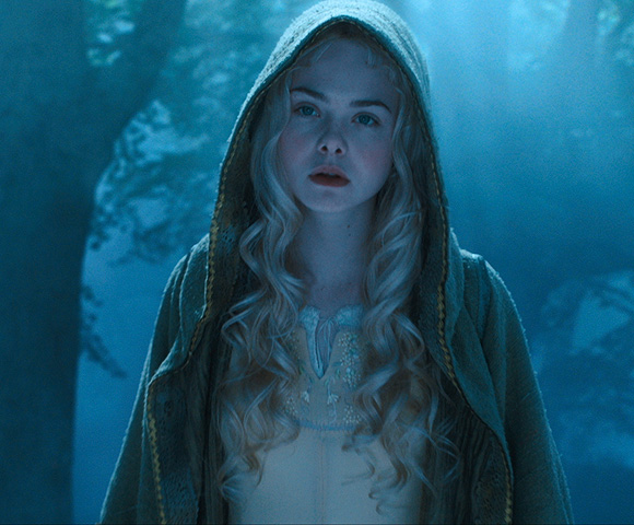 Maleficent, Walt Disney Pictures - Elle Fanning as Princess Aurora / Briar Rose