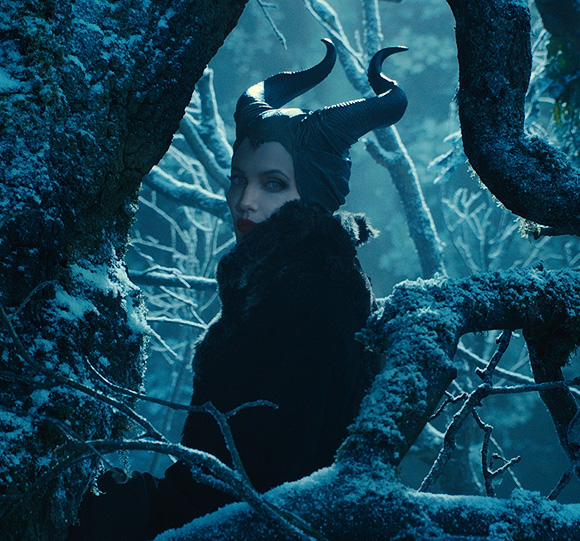 Maleficent, Walt Disney Pictures - Angelina Jolie as Maleficent