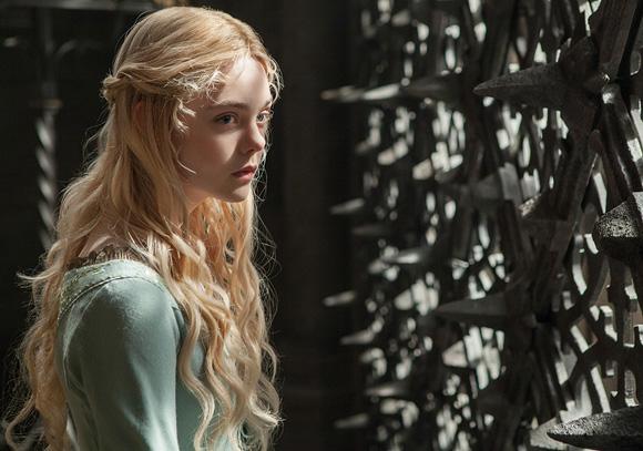 Maleficent, Walt Disney Pictures - Elle Fanning as Princess Aurora / Briar Rose