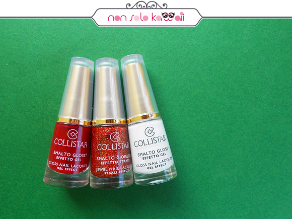 non solo Kawaii per Collistar: England Nail Polishes