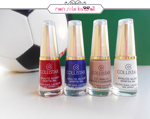 non solo Kawaii per Collistar: Costa Rica Nail Polishes