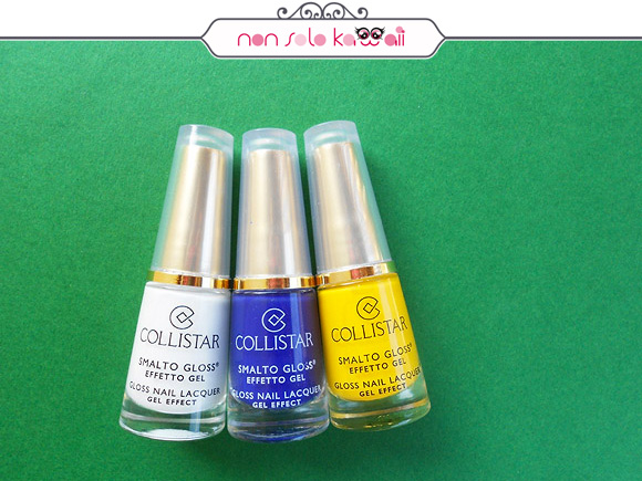 non solo Kawaii per Collistar: Uruguay Nail Polishes
