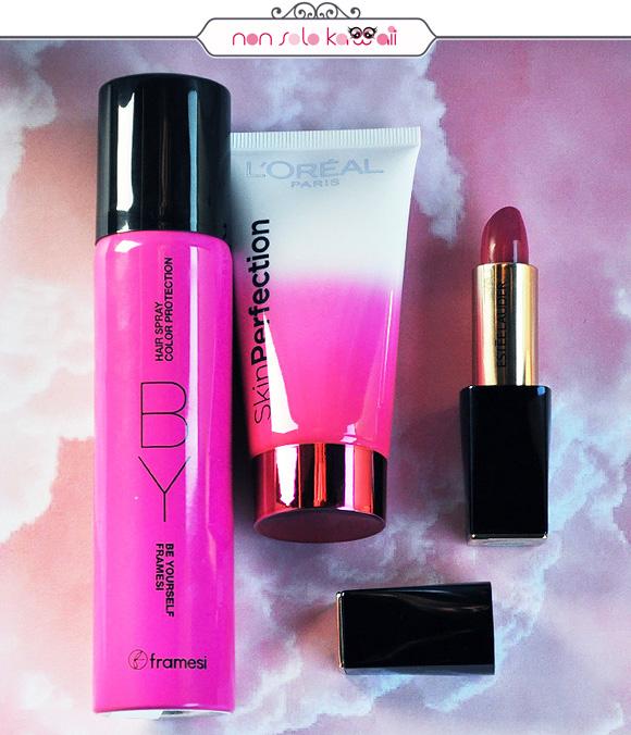 non solo Kawaii - Nail Arts for Grazia.it, Pretty in Pink