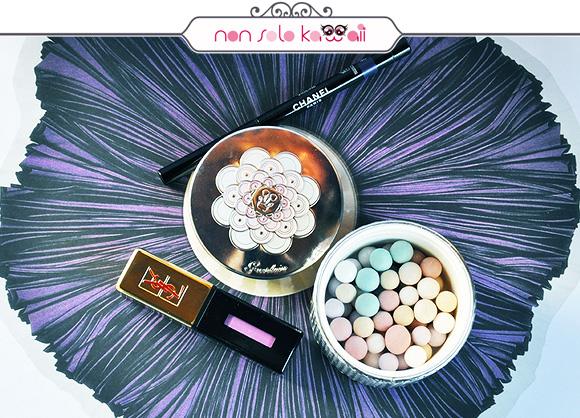 non solo Kawaii - Nail Arts for Grazia.it, Fluffy Polka Dot