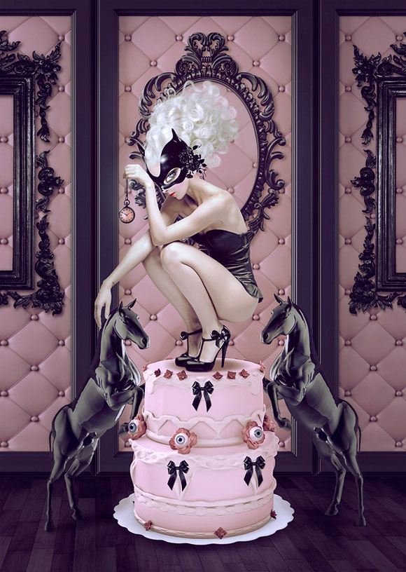 Natalie Shau, Death's Day - Forgotten Heroines at Last Rites Gallery