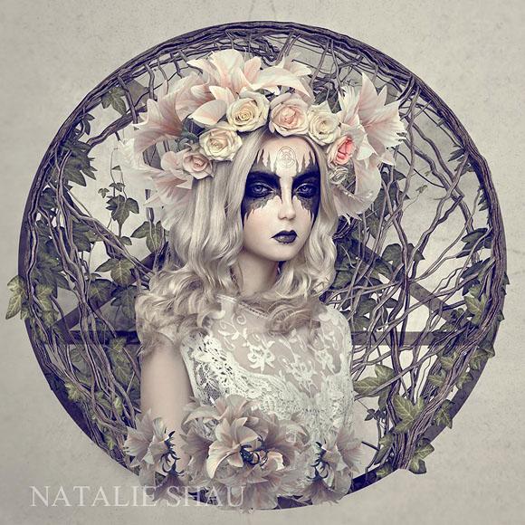 Natalie Shau, Diabolical - Forgotten Heroines at Last Rites Gallery