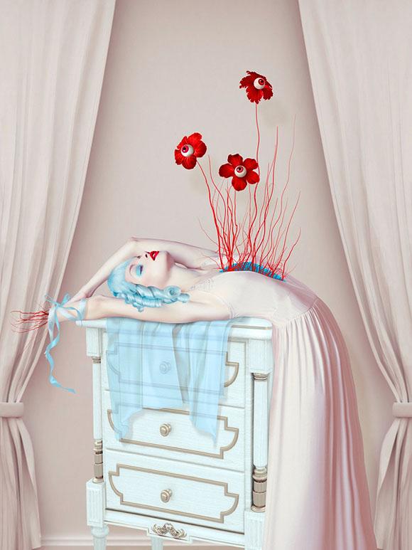 Natalie Shau, Lavinia - Forgotten Heroines at Last Rites Gallery